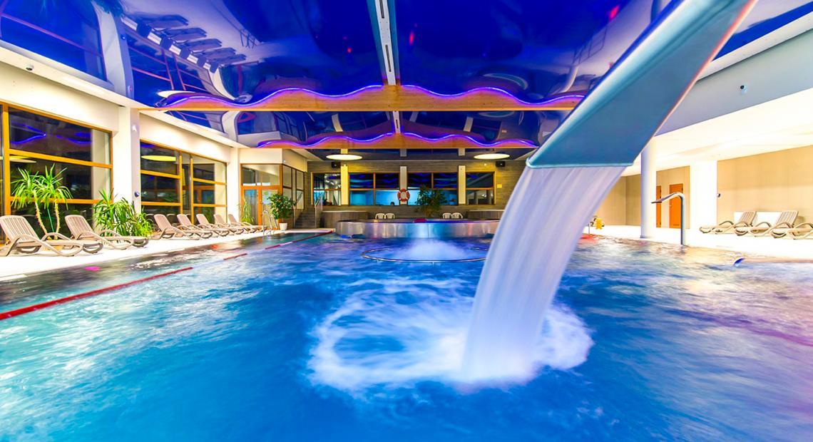 Hotel Continental Aqua & SPA ***, Krynica Morska