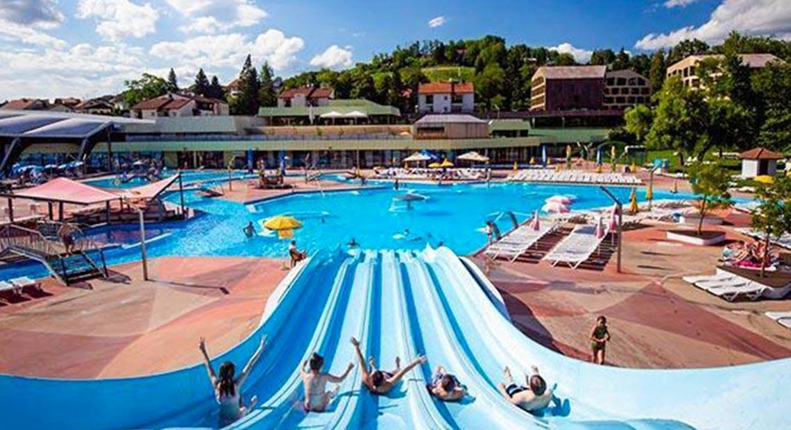 Terme Tuhelj Hotel Well ****, Tuheljske Toplice