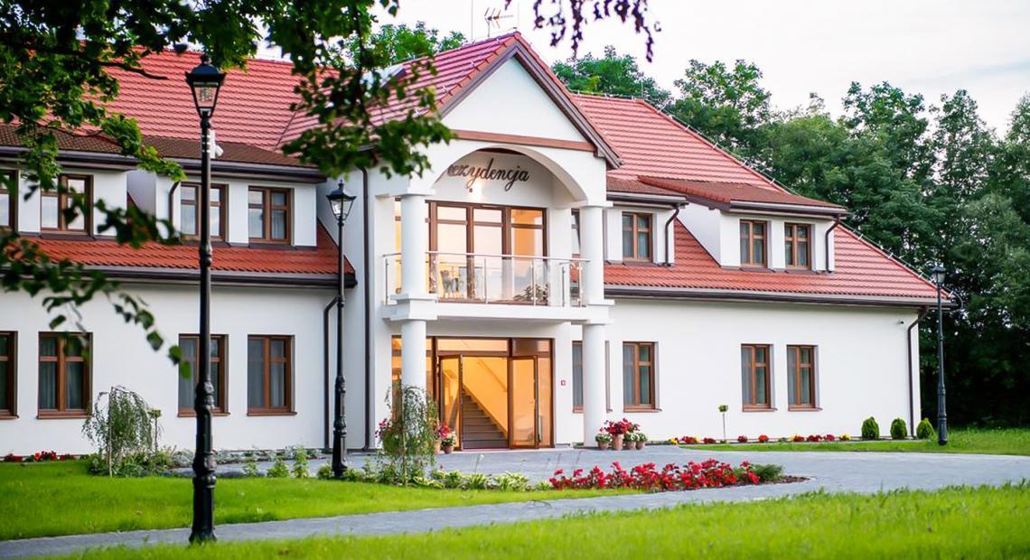 Rezydencja Dwór Polski , Bełchatów