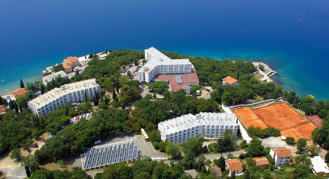 Hotel Adriatic , Omišalj