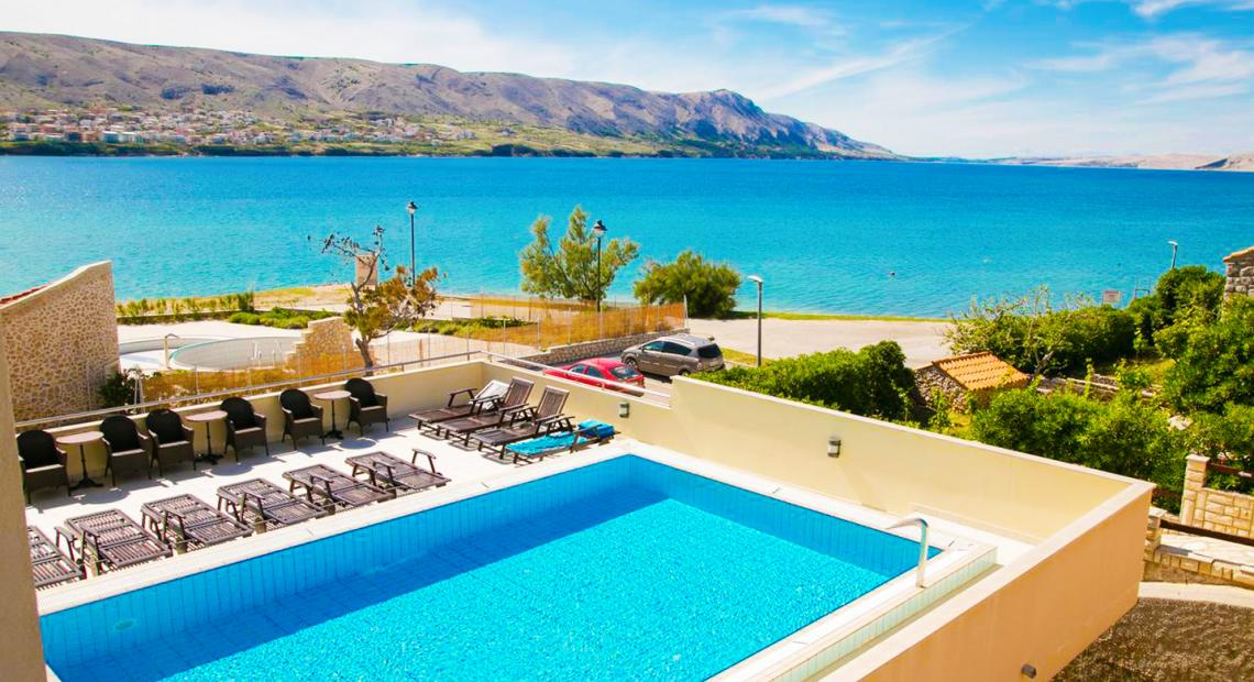 Hotel Meridijan - Adults Only ****, Pag