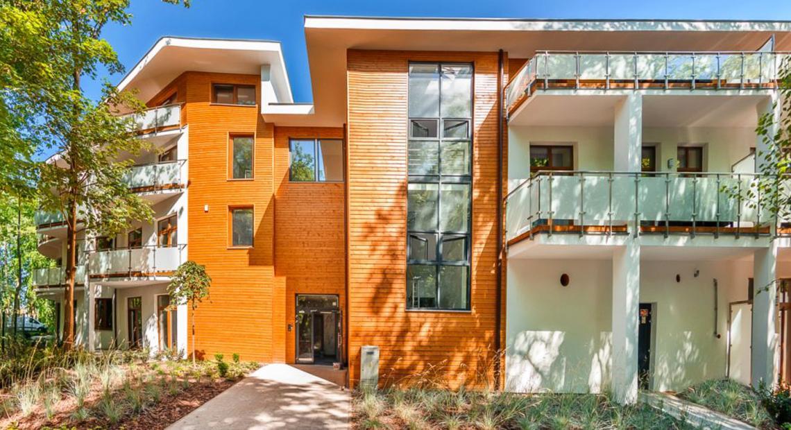 Apartamenty Sun & Snow Cypel Helski , Hel