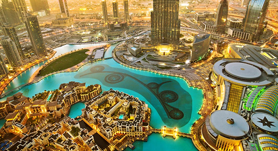 Hyatt Regency Dubai *****, Dubai