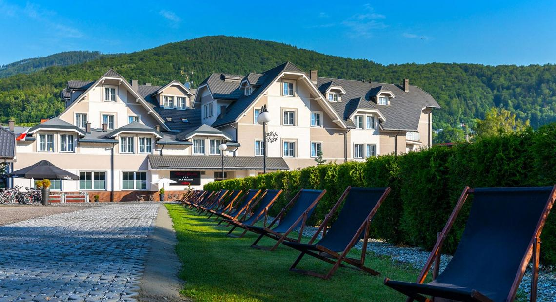Hotel Skalite Spa & Wellness ***, Szczyrk