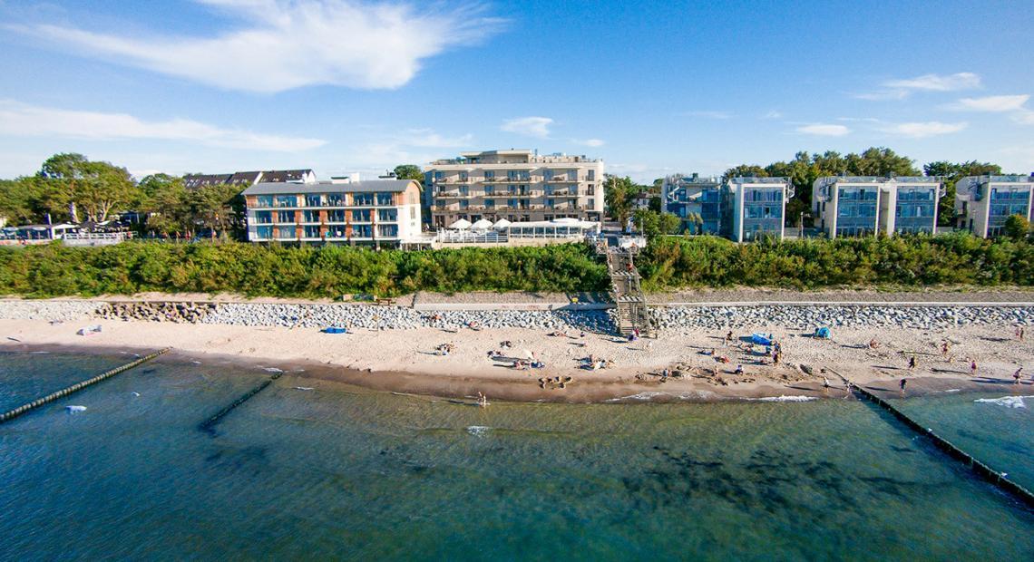 Hotel Lambert Medical SPA ****, Ustronie Morskie
