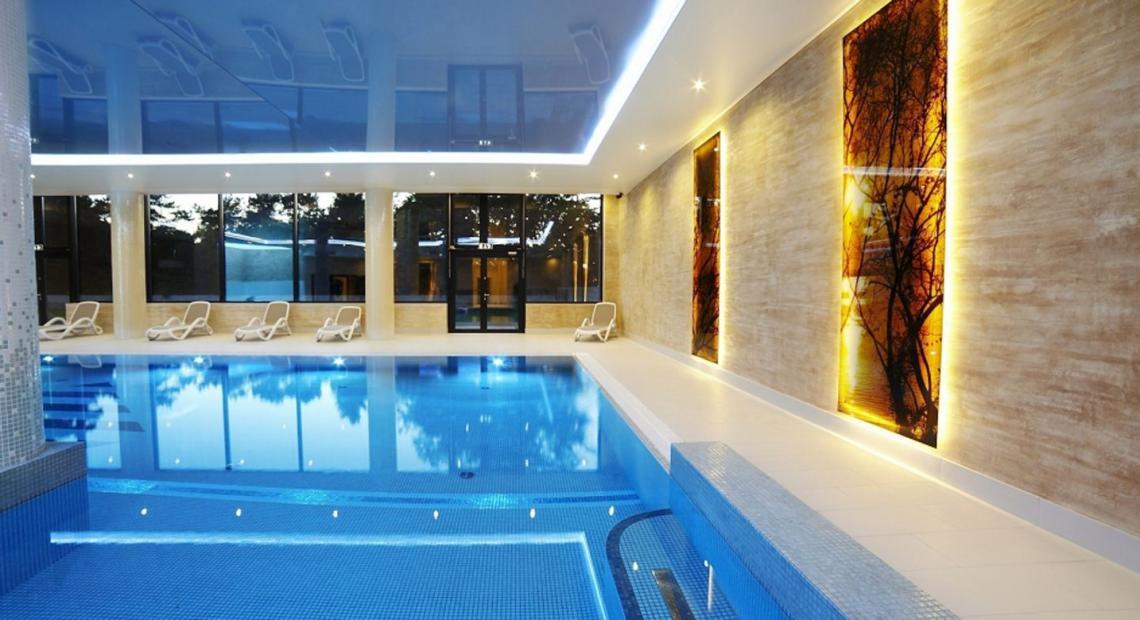 Vestina Wellness & SPA Hotel ***, Międzyzdroje