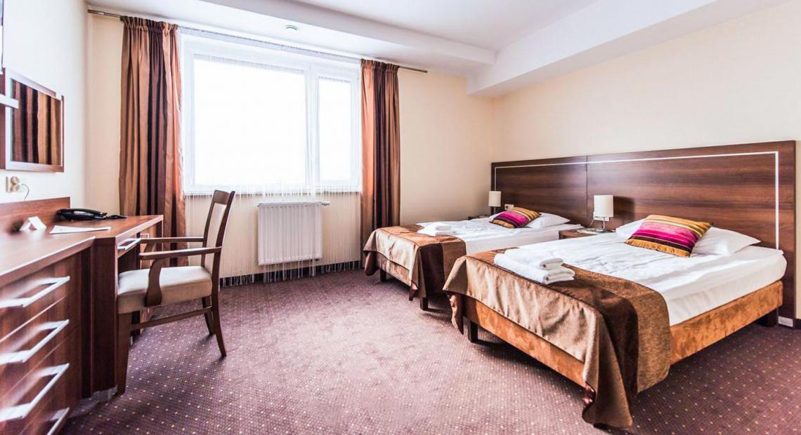 Hotel Austeria Conference & Spa ***, Ciechocinek