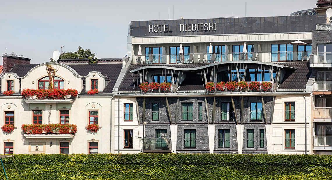 Niebieski Art Hotel & SPA *****, Kraków