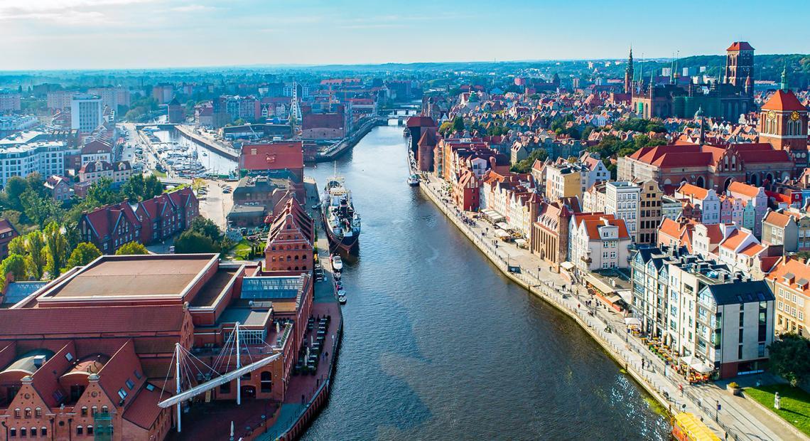 Q Hotel Grand Cru Gdańsk ****, Gdańsk