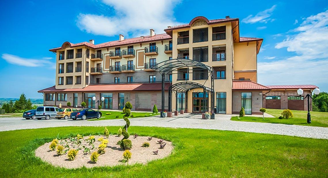 SPA Hotel Splendor ****, Lubenia