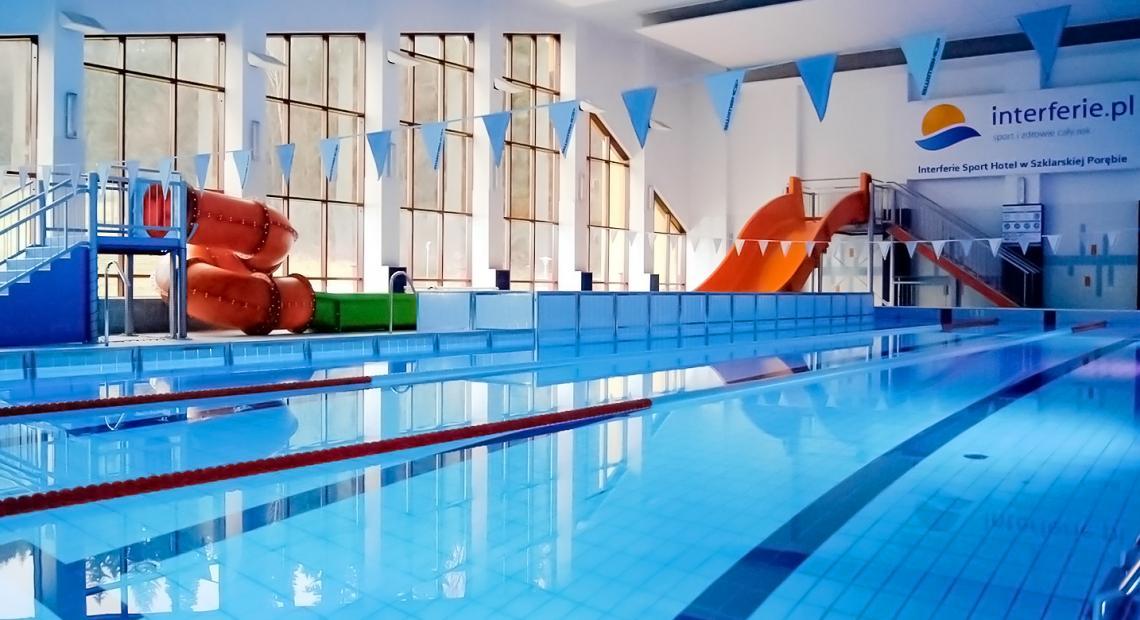 Interferie Sport Hotel Bornit ****, Szklarska Poręba