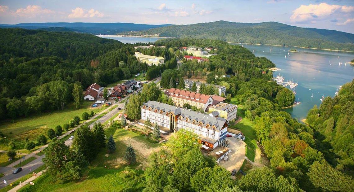 Hotel Skalny SPA Bieszczady ***, Polańczyk