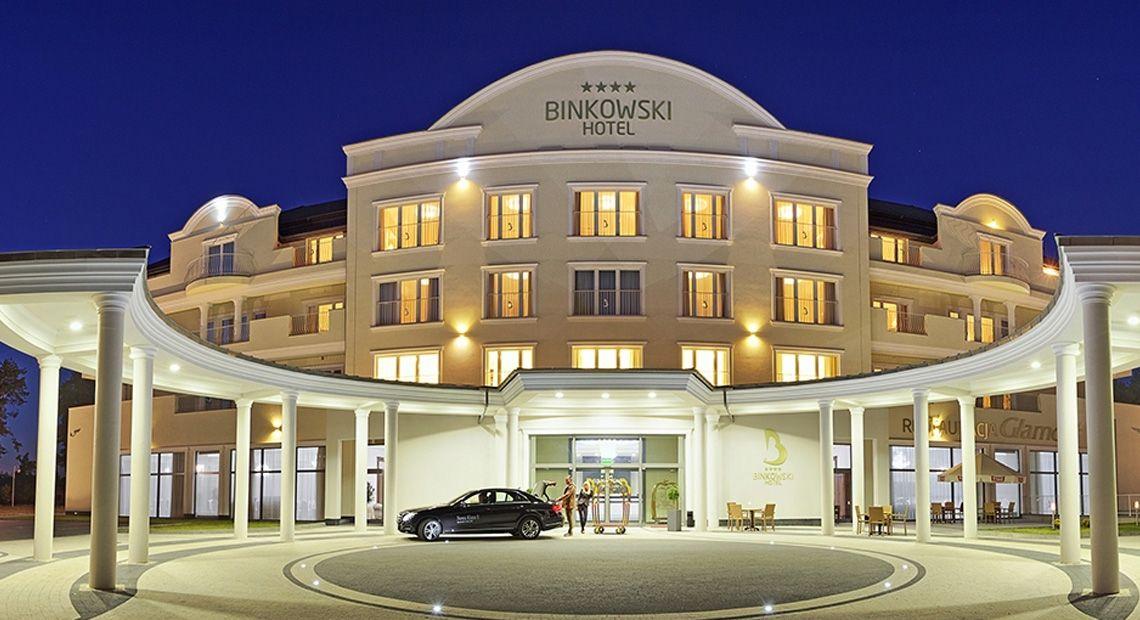 Binkowski Resort ****, KIELCE