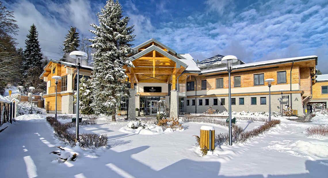Czarny Potok Resort SPA & Conference ****, Krynica-Zdrój