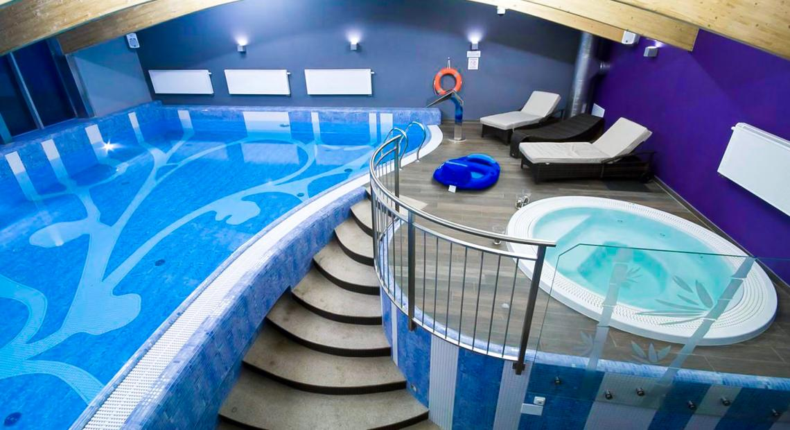 Hotel Warmia Spa ***, Braniewo