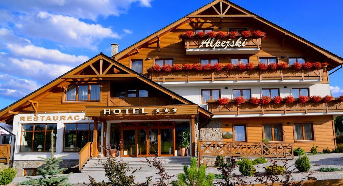 Hotel Alpejski ***, Polanica-Zdrój