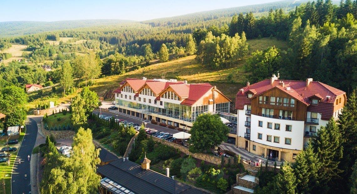 Hotel & Medi Spa Biały Kamień ****, Świeradów-Zdrój