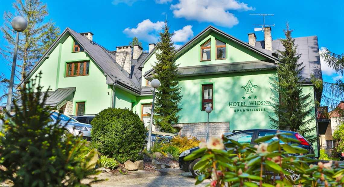 Hotel Wiosna Spa & Wellness ***, Rabka-Zdrój
