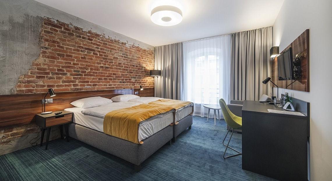 Tobaco Hotel ***, Łódź